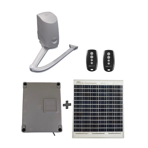 Solar Automation for Single Gates up to 3M /350Kg